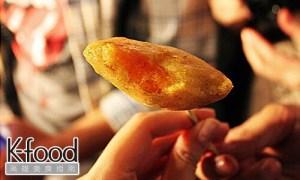 《阿椪的店》外酥內軟的蕃薯椪