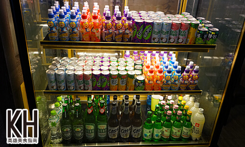《江南大叔》韓國飲料酒品