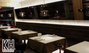 《紅舍》泰式料理的裝潢
