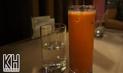 《紅舍》泰式料理的泰式奶茶