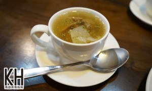 《SaSa莎莎手作咖啡輕食廚房》牛筋清湯