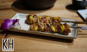 《風車驛站》醬烤蜂蜜芥末雞肉串