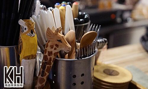 《暖暖輕食坊》連點餐的筆都很可愛