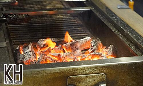 《酒樂》炭火燒烤