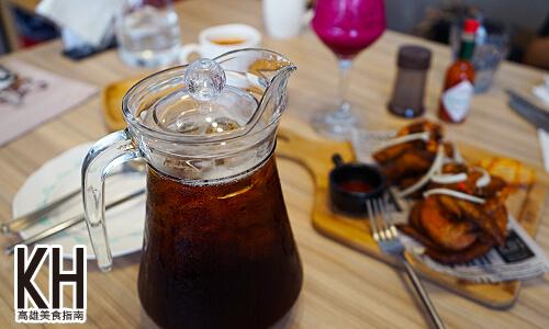 《Poppy Waffle》伯爵紅茶