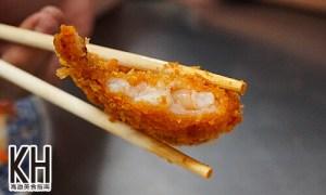 《香味海產粥脆皮臭豆腐》炸海鮮派