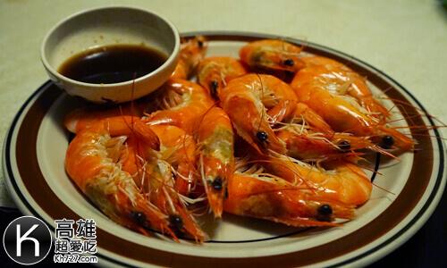 《滿玉食堂&阿州海鮮燒烤》鮮蝦