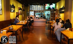 《搖滾披薩Pizza Rock》舒適寬敞的用餐環境