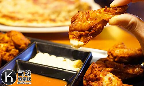 《搖滾披薩Pizza Rock》美國紅辣椒醬