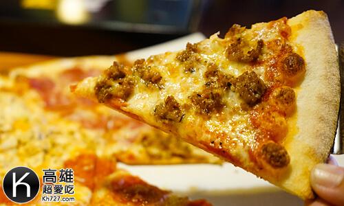 《搖滾披薩Pizza Rock》米蘭諾披薩