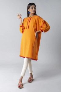 Khaadi CTB20224 ORANGE Lawn Pret
