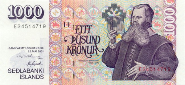 iceland currency