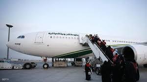 اكثر من (30) الف مسافر تنقلوا على متن طائرات العراقية خلال شهر آب