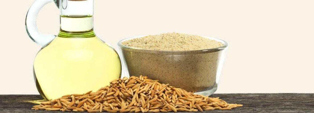 Rice Bran oil Cold Pressed