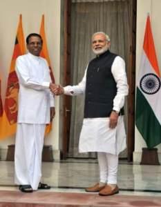 Sirisena-with-Modi