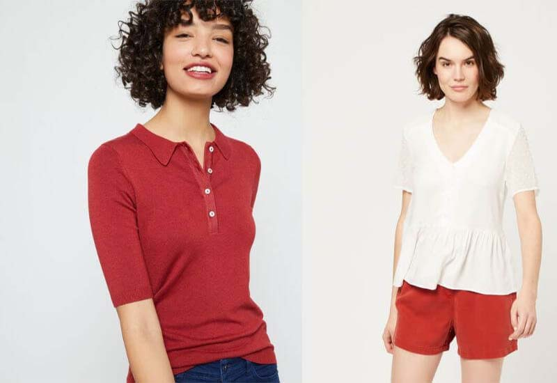 12 Awesome Low Budget Blouses from Etam