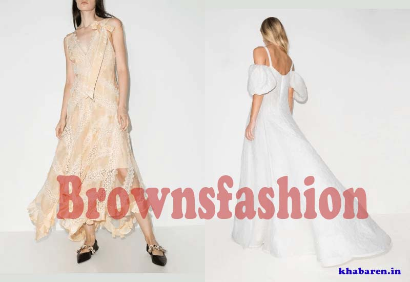 Brownsfashion feature image