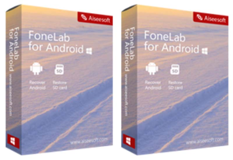 How to Recover Android Data with Aiseesoft FoneLab