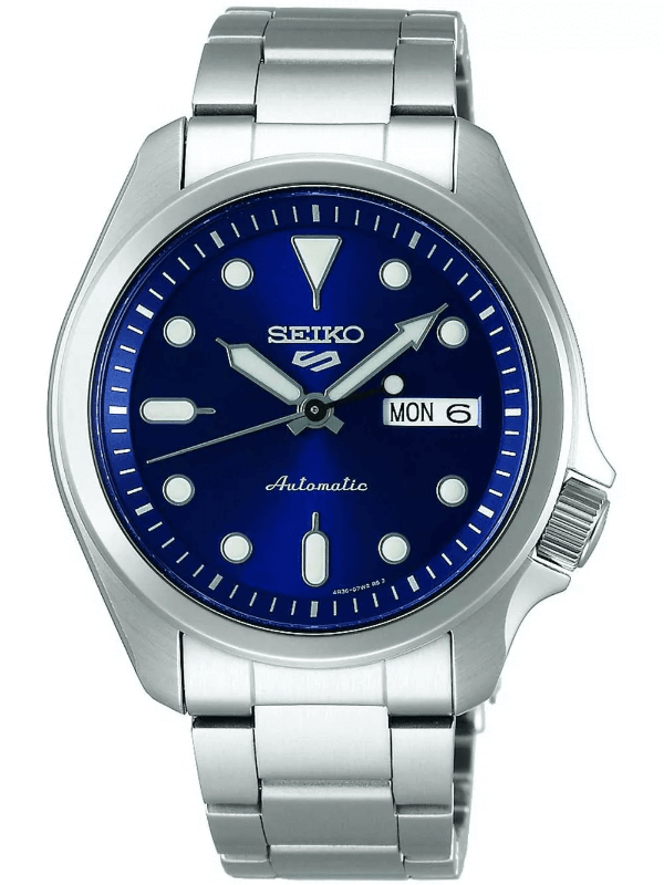 Seiko SRPE53K1 5 Sports automatic 40mm 10ATM