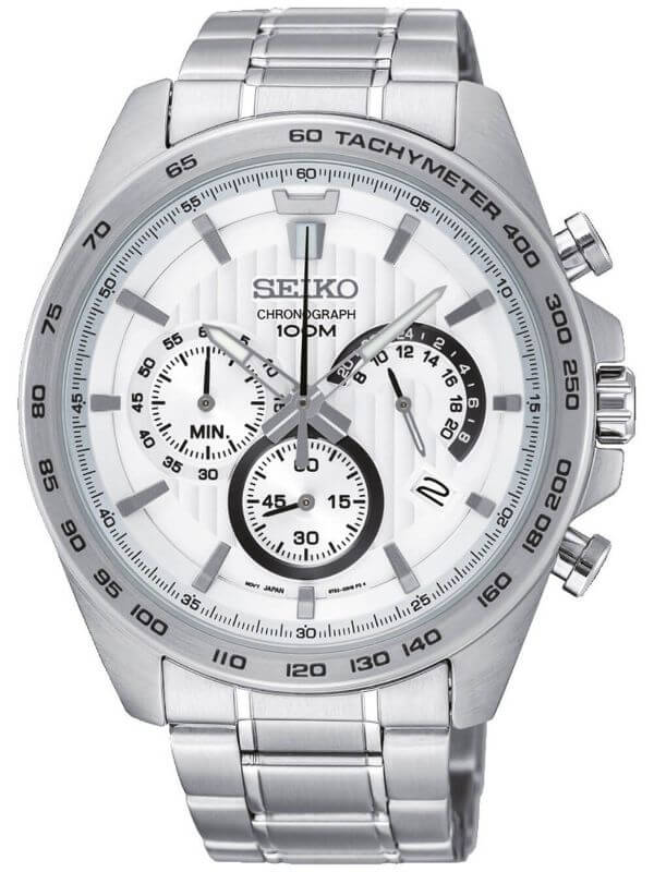 Seiko SSB297P1 Neo Sports Chronograph 44mm 10ATM