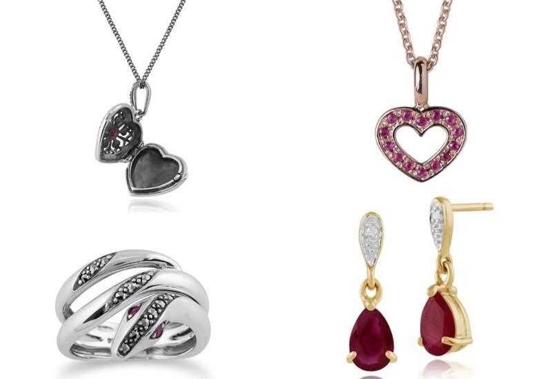 13 Best Selling Ruby Jewelry from Gemondo