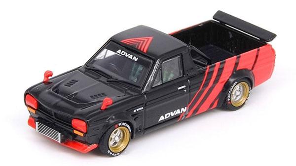 1/64 Nissan Sunny Truck HAKOTORA ADVAN Concept Livery [INNO Models]