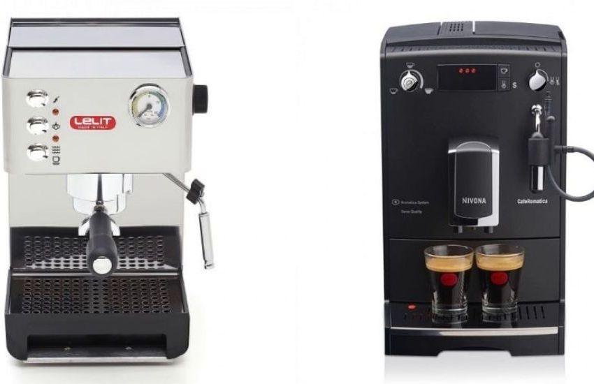 7 Best Selling Espresso Coffee Machines from Swiezo Palona