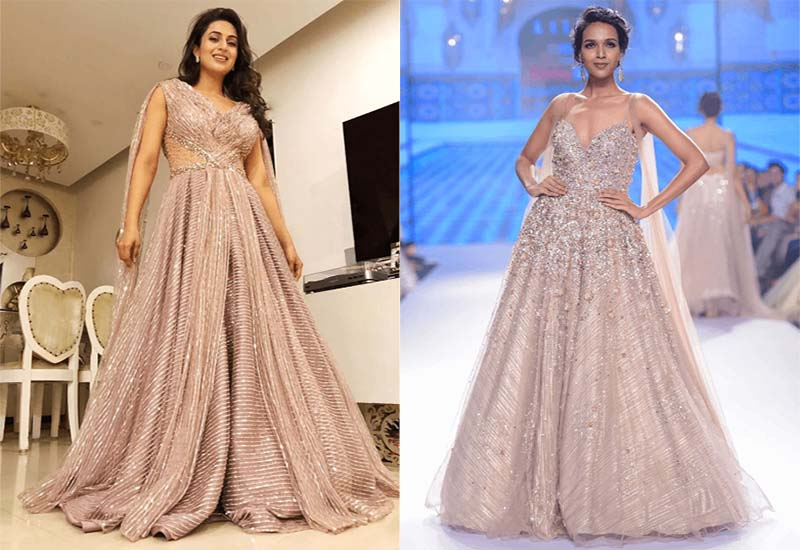 9 Awesome Party Gowns & Dresses from Kalki Fashion