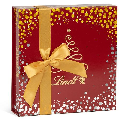 Assorted LINDOR Truffles Holiday Gift (30-pc, 12.7 oz)