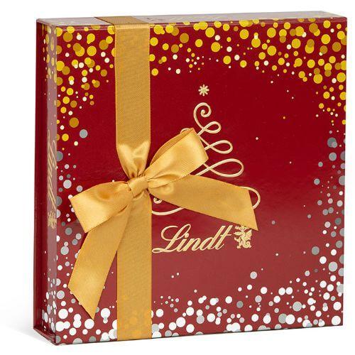 Assorted LINDOR Truffles Holiday Gift (30-pc, 12.7 oz)