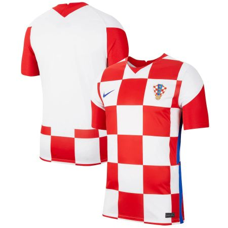 Croatia Home Stadium Shirt 2020-21