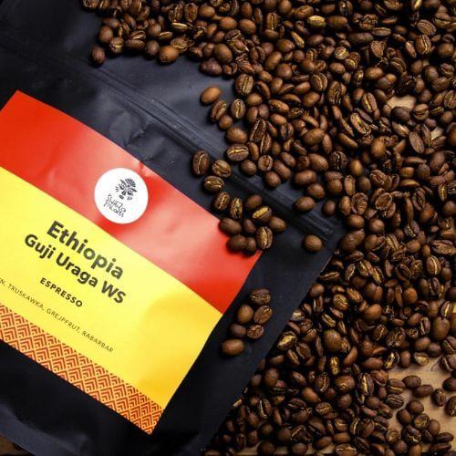 Ethiopia Guji Uraga Grade 1 Washed coffee