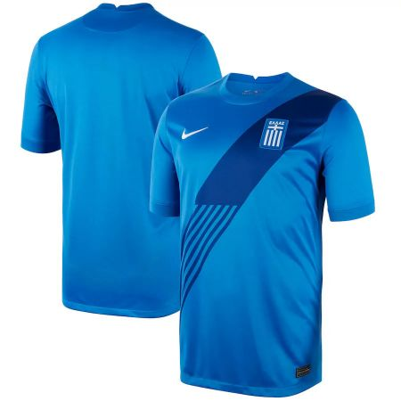 Greece Away Stadium Shirt 2020-21