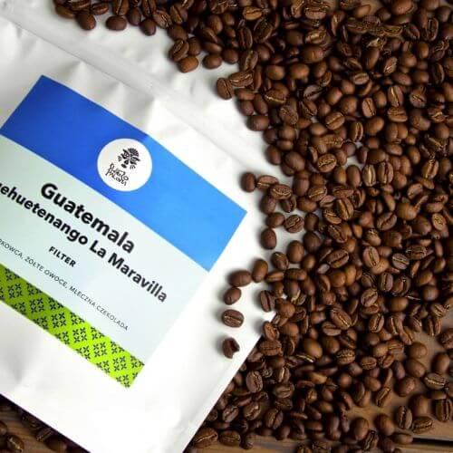 Guatemala Huehuetenango La Maravilla Washed coffee