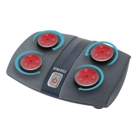 HoMedics Dual Shiatsu Foot Massager with Heat FMS-255
