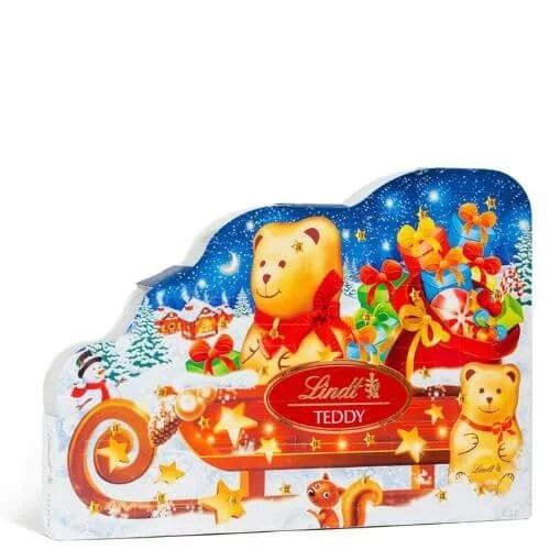 Lindt Sleigh Teddy Advent Calendar