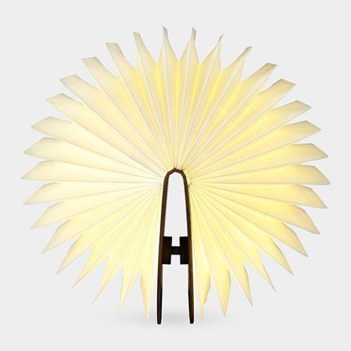 Lumiosf Book Lamp Maple