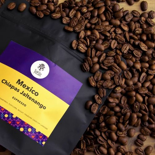 Mexico Chiapas Jaltenango SHG Maragogype Washed coffee