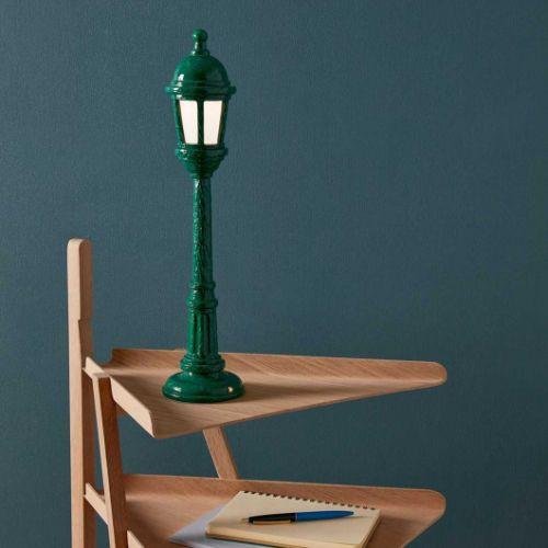 Seletti Street Lamp Green
