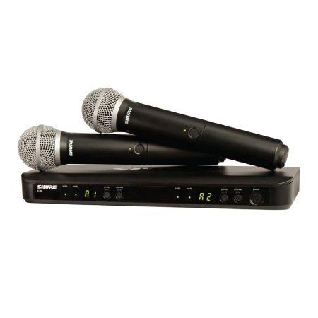 Shure Wireless Microphone BLX288A - SM58