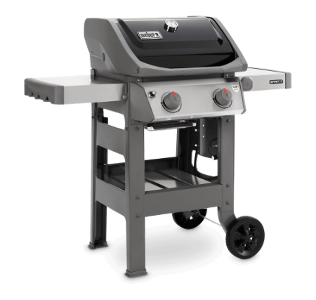 Spirit II E-210 GBS - Black gas grill