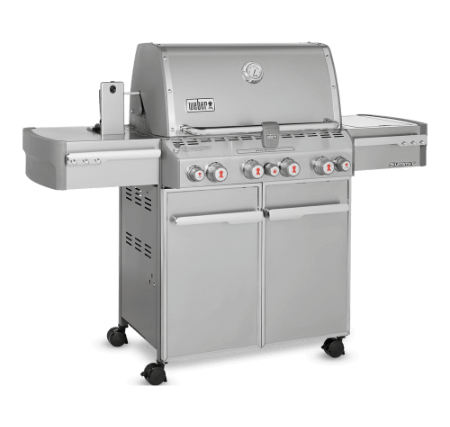 Summit® S-470 GBS - stainless steel gas grill