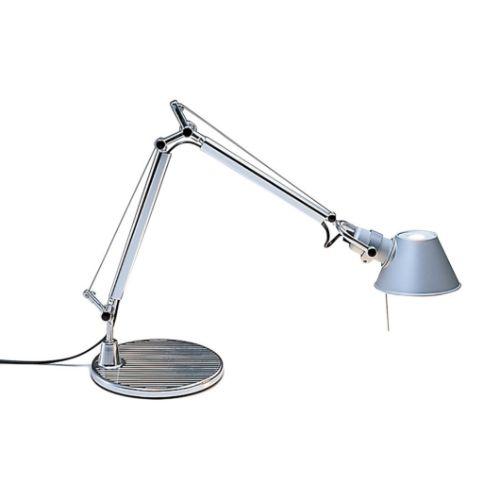 Tolomeo Micro Table Lamp Silver