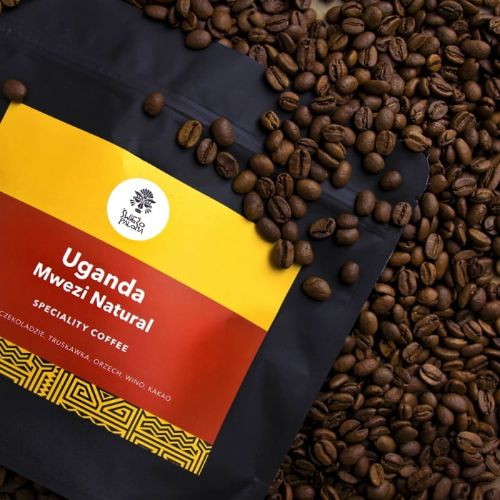 Uganda Mwezi Natural coffee