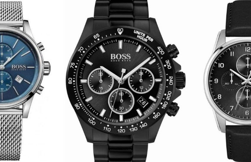 21 Best seller Hugo Boss Watches from Tmeshop24