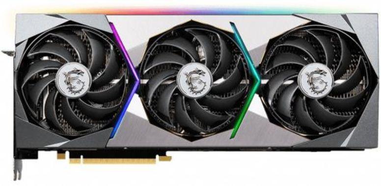 Видеокарта MSI nVidia GeForce RTX 3090 SUPRIM X PCI-E 24576Mb GDDR6X 384 Bit Retail RTX 3090 SUPRIM X 24G