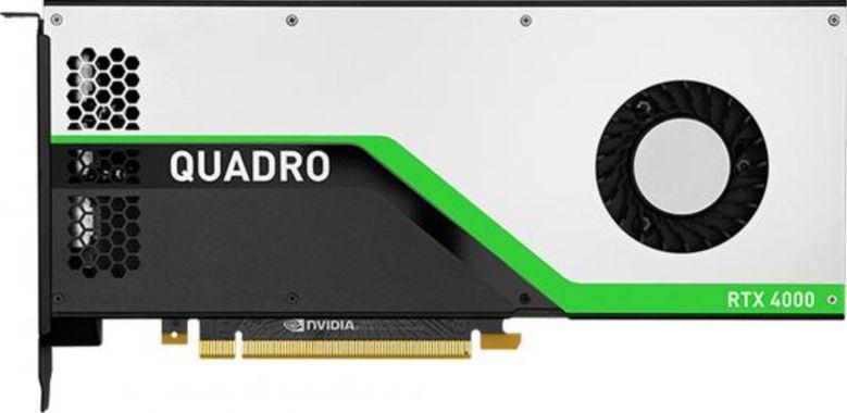 Видеокарта PNY Quadro RTX 4000 VCQRTX4000-BSP PCI-E 8192Mb GDDR6 256 Bit Bulk