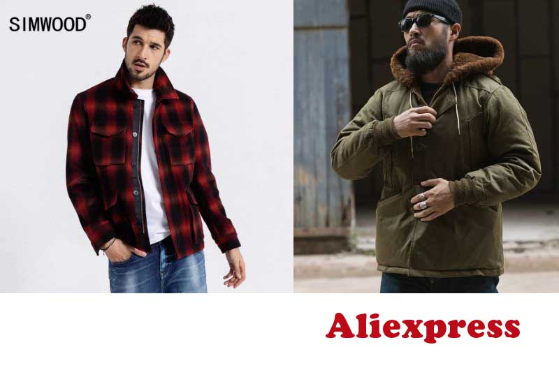 11 Best Selling Wool Blend Men Jacket from Aliexpress