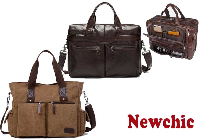 15 Best Selling Laptop Bags from Newchic