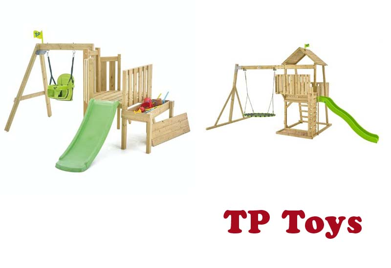 7 Best Selling Climbing Frame with Swing from TPtoys